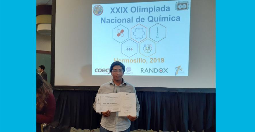 1a Olimpiada de Química RESULTADOS FINALES Miguel Ángel Cruz Hernandez